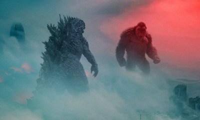Godzilla vs Kong sería la película más vista
