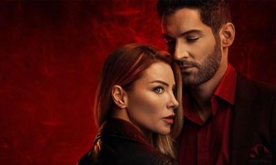 lectura del guion de la última temporada de 'Lucifer'