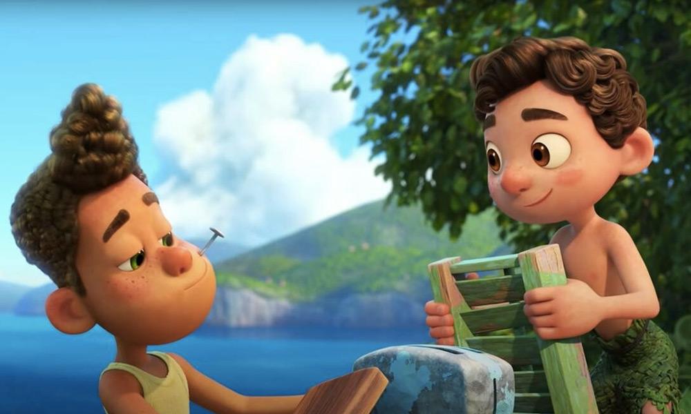 Luca se estrenará en Disney+