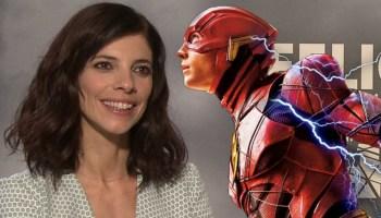 Maribel Verdú en The Flash