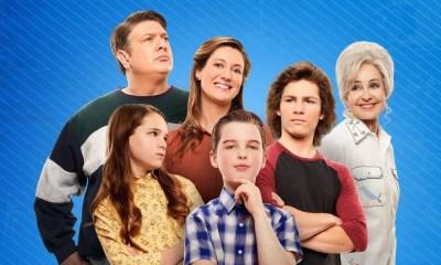 más temporadas de Young Sheldon