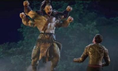 Mortal Kombat será clasificación R