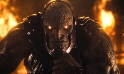 nuevo trailer de 'Zack Snyder's Justice League'