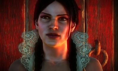 Philippa Eilhart en la serie de 'The Witcher'