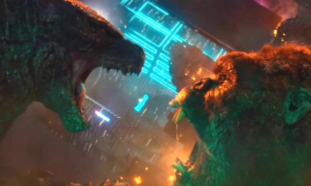 recaudación de Godzilla vs Kong