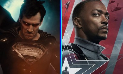Snyder Cut superó a The Falcon and The Winter Soldier