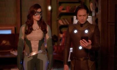 Imágenes del segundo capítulo de la última temporada de Supergirl