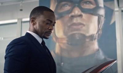 The Falcon and the Winter Soldier presenta a un tercer Avenger