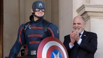 Wyatt Russell quería ser Captain America
