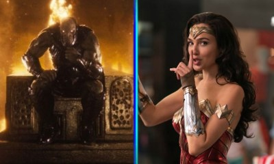 Zack Snyders Justice League superó a Wonder Woman 1984