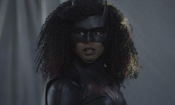 Menace en Batwoman