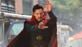 Benedict Cumberbatch sin barba