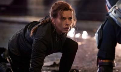 Último trailer de Black Widow logra un récord