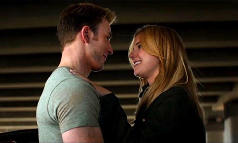 Emily VanCamp habló del beso con Captain America