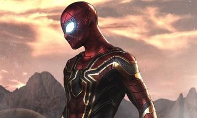 crossover entre Joaquín Torres y Spider-Man