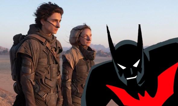 Denis Villeneuve en Batman Beyond