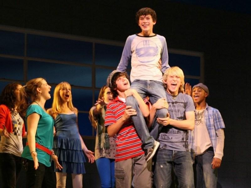elenco de '13 The Musical'