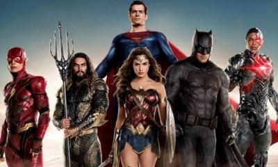 guionista de Justice League quiso retirar su nombre de la película