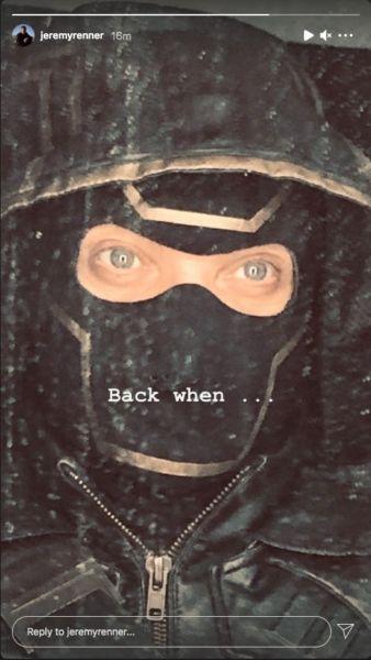 ¿Estará en 'Hawkeye'? Jeremy Renner comparte una nueva foto de Ronin hawkeye-ronin-costume-revealed-1264039