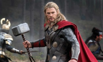 hijo de Chris Hemsworth