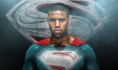 Michael B Jordan ya habló de Superman