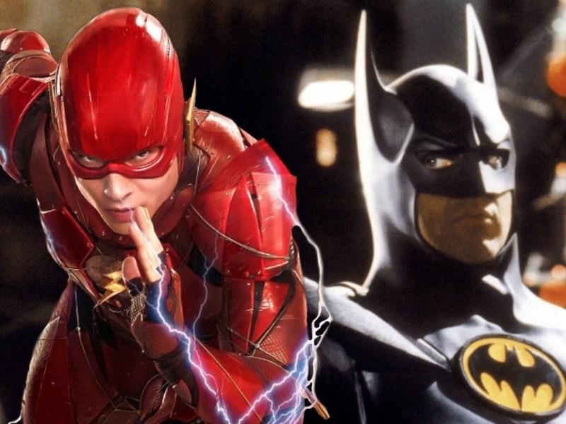 Michael Keaton sí aparecerá en The Flash