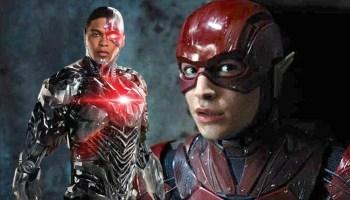 Ray Fisher reaccionó a las grabaciones de The Flash