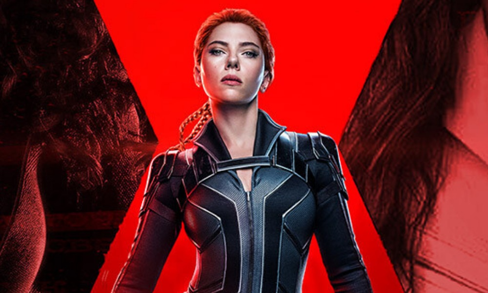 Scarlett Johansson promociona Black Widow