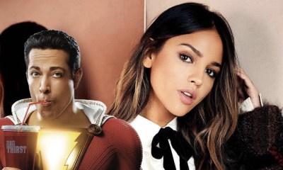 Rumores de Eiza Gonzalez en Shazam 2