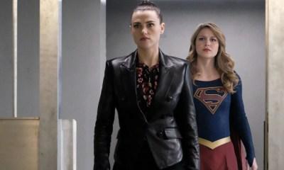 Final de Lena Luthor en Supergirl