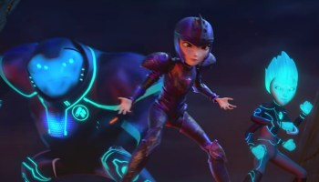 teaser de Trollhunters Rise of the Titans