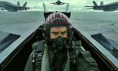 Tom Cruise retrasó Top Gun Maverick