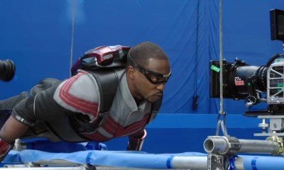 tráiler de Making of The Falcon and the Winter Soldier