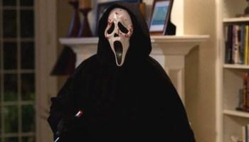 varias versiones de Scream