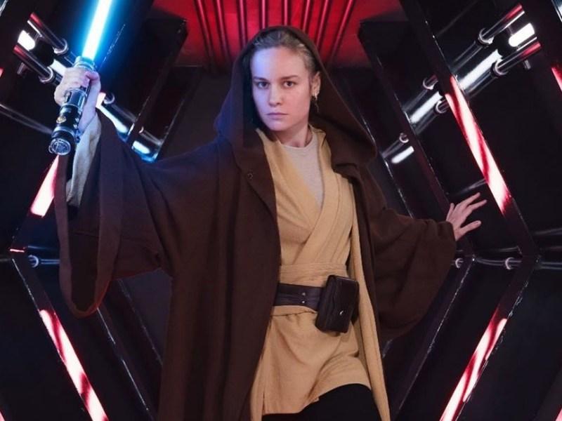 Brie Larson quiere 20 millones para unirse a Star Wars