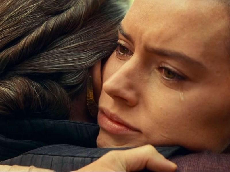cambios a 'Star War Rise of Skywalker'