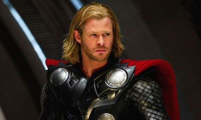 Chris Hemsworth celebra el 10 aniversario de 'Thor'