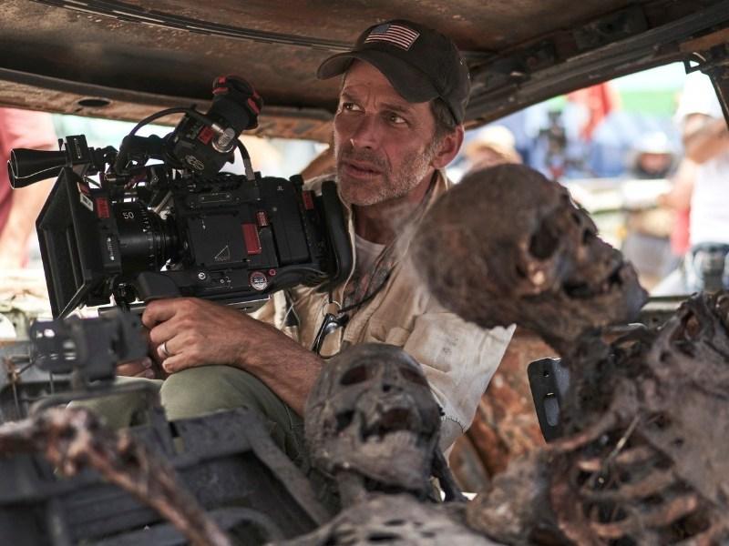estreno de 'Army of The Dead' en cines