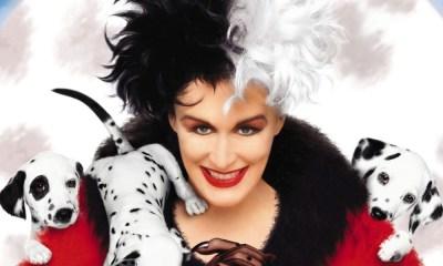 Glenn Close quiere volver a interpretar a Cruella