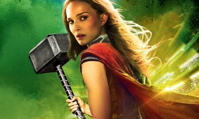 Jason Aaron habló de la versión de Thor de Natalie Portman