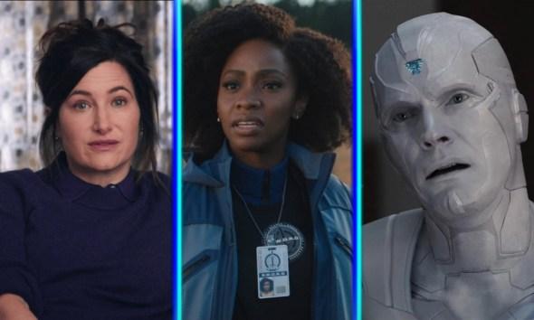 Monica Rambeau en 'Doctor Strange 2'