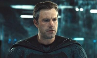 otro actor como Batman en el DCEU