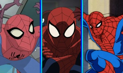 Serie animada de Spider-Man ya está disponible en Disney+