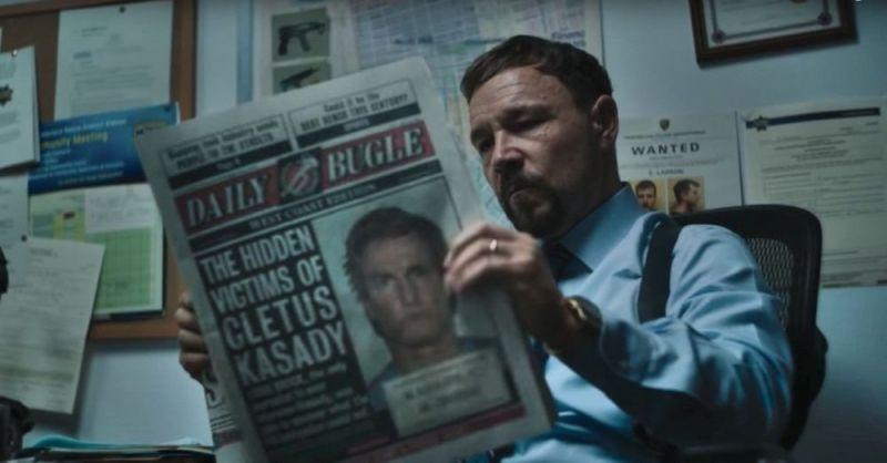 Esta fue la posible referencia a los Avengers en el trailer de 'Venom: Let There Be Carnage' venom-let-there-be-carnage-trailer-daily-bugle-spider-man-avenge-1267671-1280x0-1