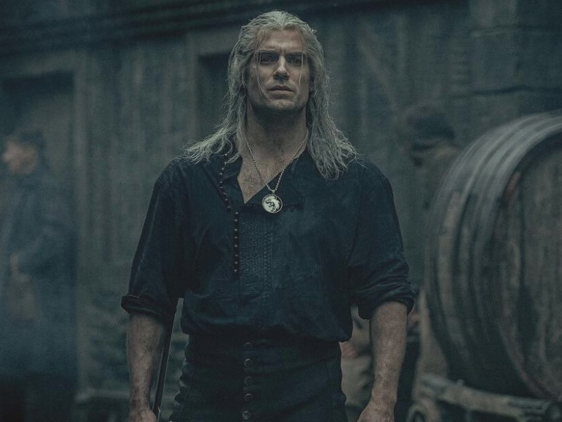 villano de The Witcher Blood Origin