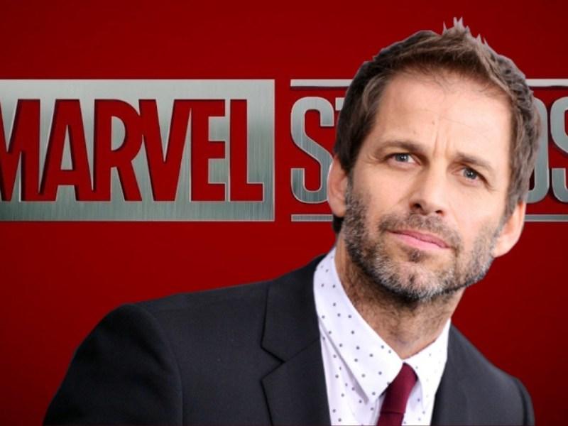 Zack Snyder habló del MCU