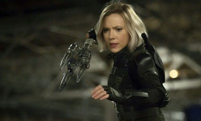 Referencia de Avengers: Infinity War en Black Widow
