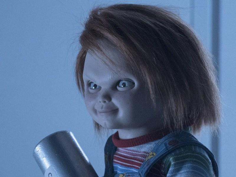 Primeras imágenes de la serie de Chucky
