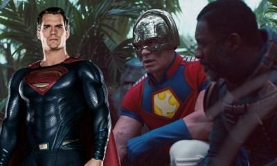 conexión ente Bloodsport y Superman