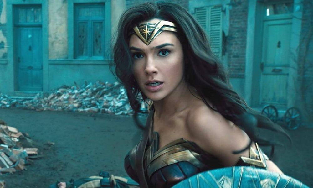 cuarto aniversario de Wonder Woman